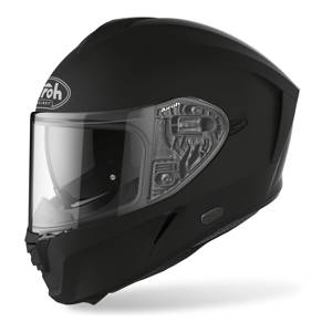 Kask integralny Airoh SPARK COLOR BLACK MATT czarny
